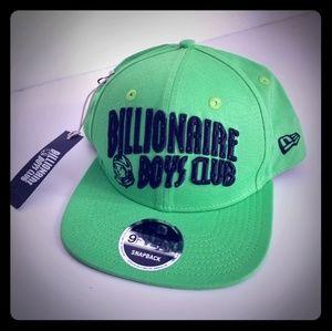 NWT Billionaire Boys Club Lime Green Hat